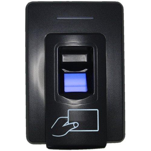 RFID et biomé trique d'empreintes digitales de verrouillage de porte et le systè me de contrô le d'accè s Sicherheitstech F2
