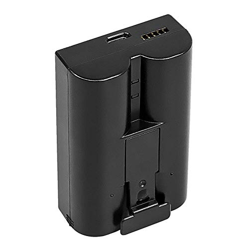 Rechargeable 3.65V Lithium-Ion Battery Compatible with Ring Video Doorbell 2 and Spotlight Cam Battery