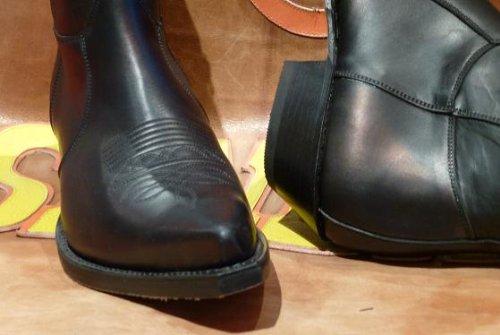 Sendra Boots 7826 schwarz