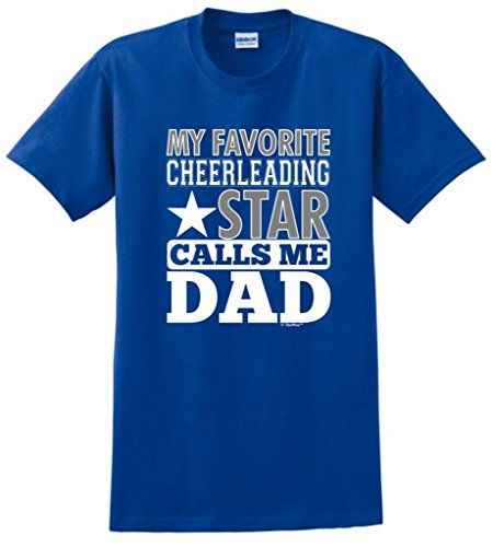 Favorite Cheerleading Star Calls T Shirt