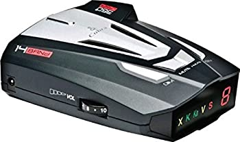 Cobra XRS9370 High-Performance Radar/Laser Detector