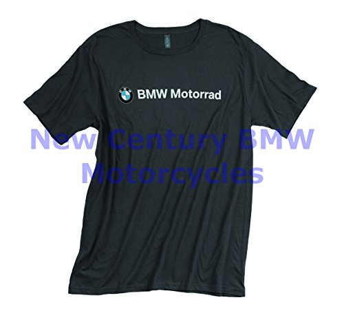Bmw Motorcycles Gear (BMW Genuine Motorcycle Motorrad Men Classic T-Shirt Tee Shirt Grey L)