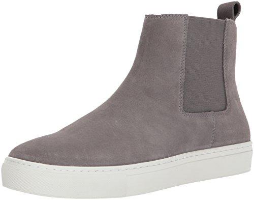 J Slides Men Danny Sneaker Grey Suede
