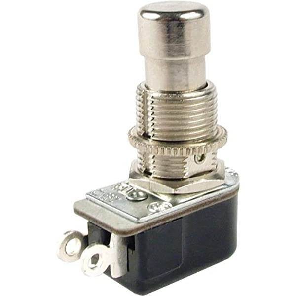 Genuine Carling Wah Stompbox Guitar Effects Pedal Replacement Footswitch Switch