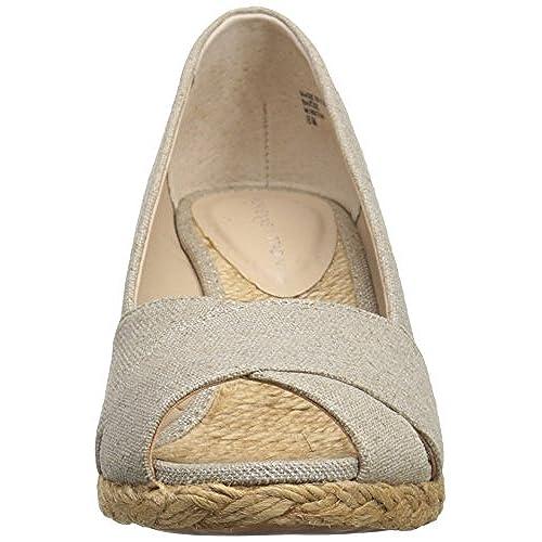 a5affa8ca881 high-quality Adrienne Vittadini Footwear Women s Bailee Wedge Pump ...