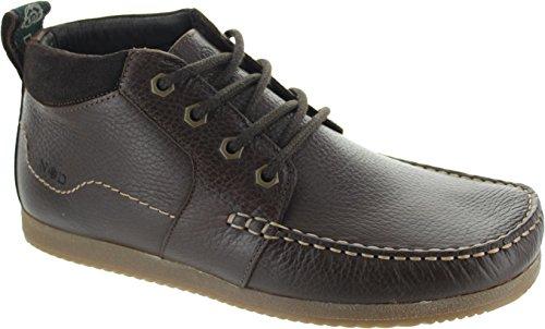 Nicholas Deakins Men's Unit Leather Chelsea Ankle Boots eaoq9r3Q