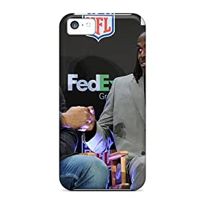 XJLHUdh7403giWaT Tpu Phone Case With Fashionable Look For Iphone 5c - Jamaal Charles Nfl Player The Legend