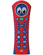 One For All OARK02R Kid's Universal Remote Control (Red)
