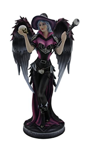 fairy statue resin - 4