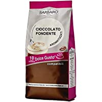 PURE CHOCOLADE BARBARO - 10 DOLCE GUSTO COMPATIBELE CAPSULES 17g