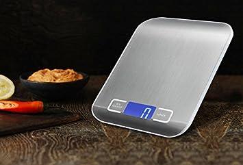 Vinteky®10KG Diet dieta báscula de cocina | Cocina báscula ideal para Diabéticos y Análisis