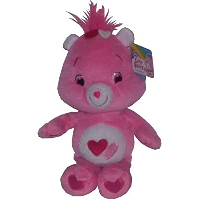"New Care Bears ~ Love-A-Lot Bear 10"" Plush: Toys & Games"