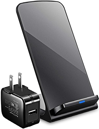 ElleSye-iPhone-X-Wireless-Charger-3-Coil-Qi-Wireless-Charger-Stand-Pad-Upgraded-with-2V-Adapter-for-iPhone-88-Plus-iPhone-X-Samsung-Galaxy-Note8-S8S8-PlusS7S7-Edge-and-All-QI-Enabled-Devices