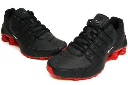 ... Chaussures De Course Pour Homme Nike Shox Nz [378341-000] Chaussures  Pour Homme ...