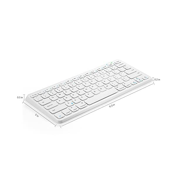 Anker ultra Compact Bluetooth Keyboard For Macbook