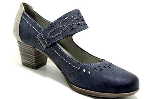 Jana Femme Femme Bleu Escarpins Pour Pour Jana Escarpins Femme Jana Pour Escarpins Bleu q8qwRFC