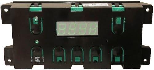 316222807 - Kelvinator Aftermarket Oven Stove Range Clock Timer Control Board