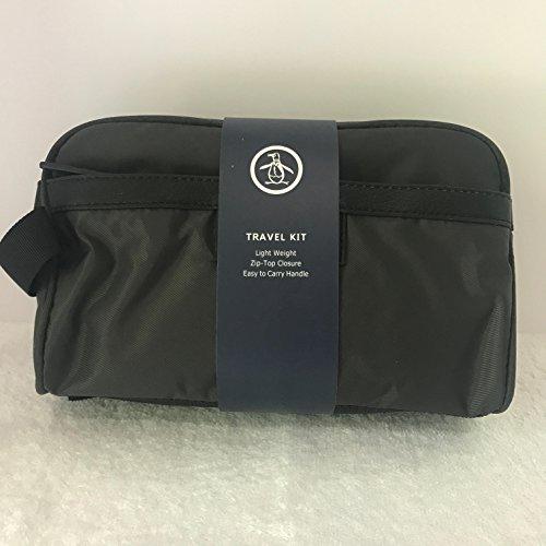 Men Black Travel Kit or Bag by Penguin ()