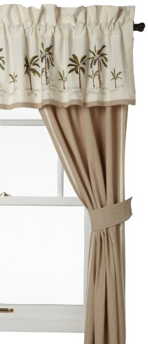 CROSCILL Fiji Tailored Valance