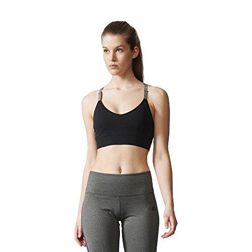 Adidas Women's Strappy Seamless Bra, S/P