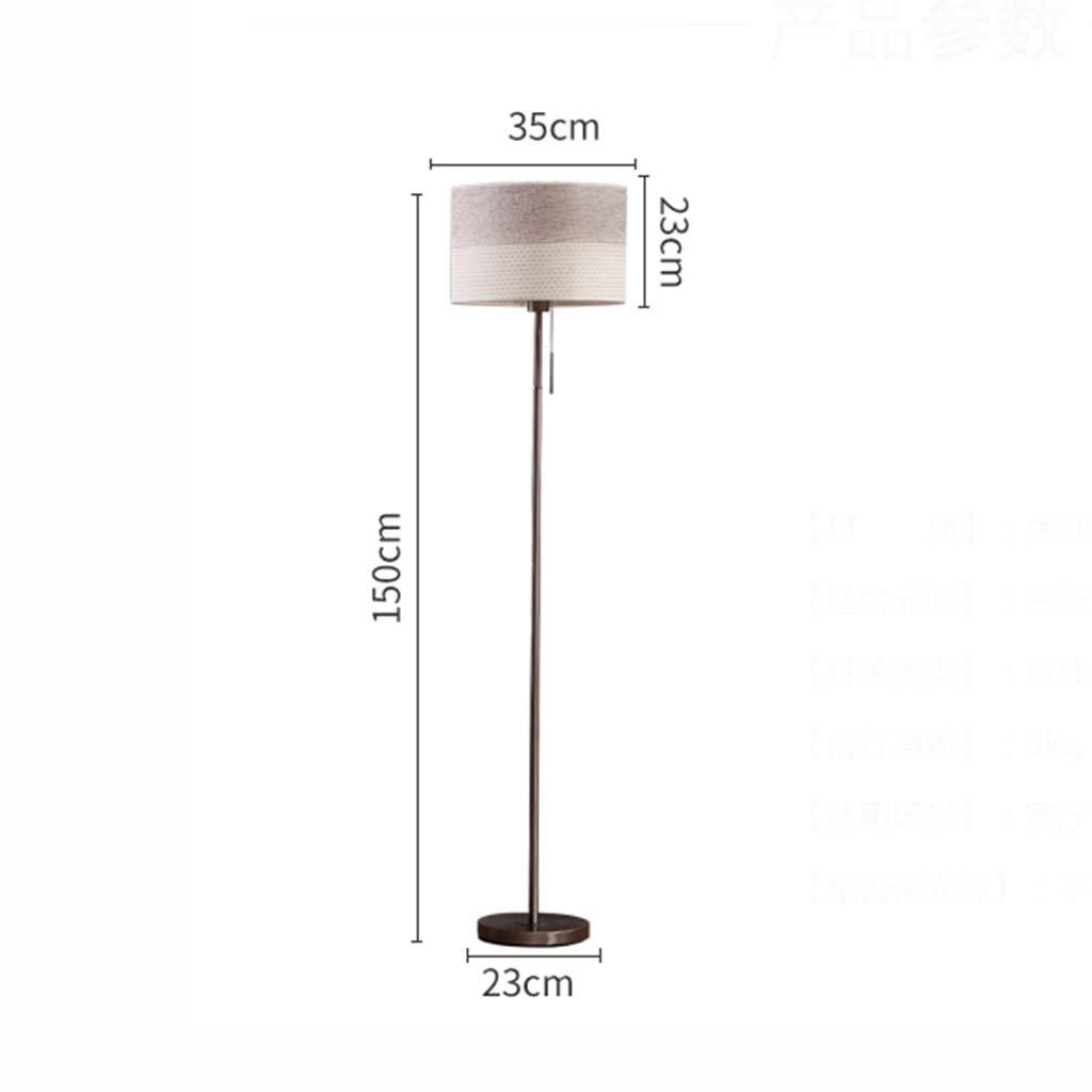FORWIN Stehleuchte- Nordic einfache moderne Stehlampe Wohnzimmer Schlafzimmer Schlafzimmer Schlafzimmer Studie Grünikale Boden Tischlampe Innenbeleuchtung 7d051e
