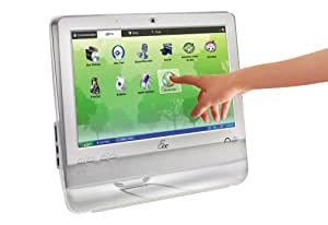 ASUS Eee Top 15.6-Inch Touchscreen PC - White (Discontinued by Manufacturer)