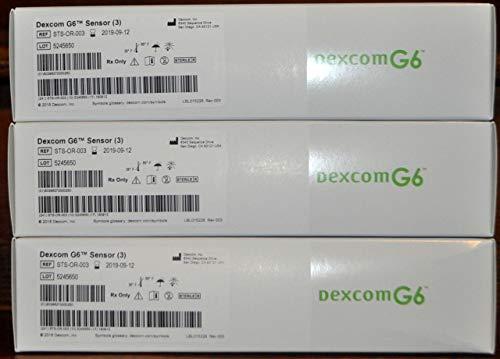 Dexcom G6 Sensor Kit
