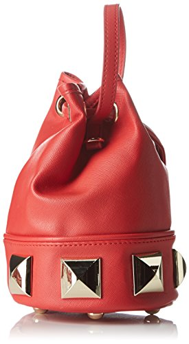 Sacs Rouge portés Rouge CAESARS épaule L'AETELIER Mary pqvaOwE8