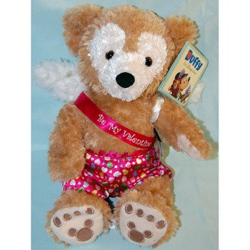 12 Disney Duffy Valentine Teddy Bear - Limited Edition
