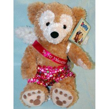 - 12 Disney Duffy Valentine Teddy Bear - Limited Edition