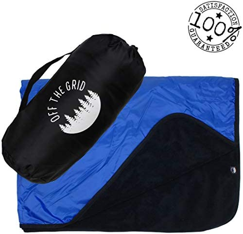 Off the Grid Camping Windproof Blanket