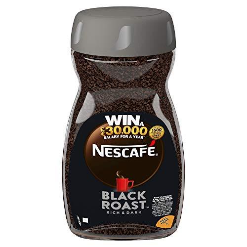 Nescafe Classic Original Black Roast, 200g