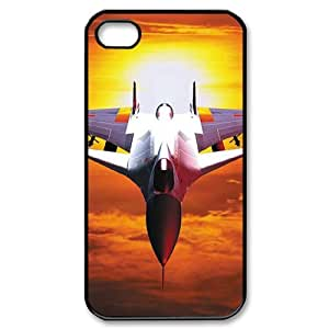 PCSTORE Phone Case Of Airplane for iPhone 4/4S