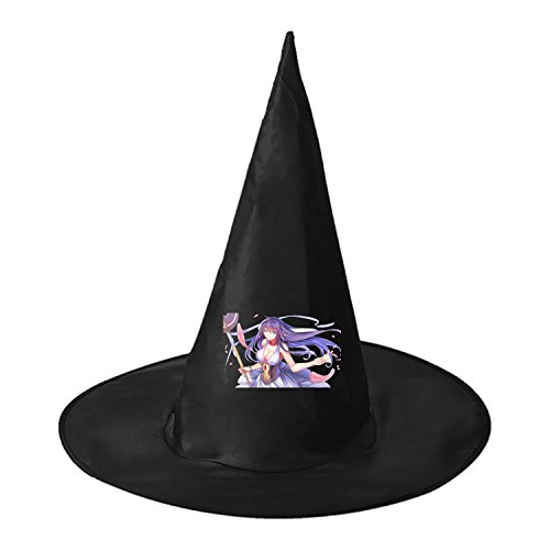 Goddess of Wisdom Athena Printing Halloween Witch Hat Cosplay Fantastic Cap - Athena Costume Pattern
