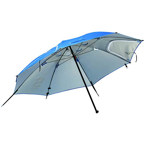 (Franklin Sports 8' Sideline Sunblocker - Sports Umbrella - Perfect for Beach and Outdoor Sports - Provides Protection from Sun and Rain - Includes Carry Bag)