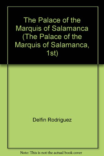 The Ch of the Marquis of Salamanca (The Palace of the Marquis of Salamanca, 1st)