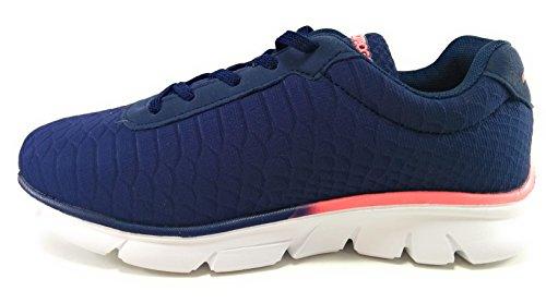 NICOBOCO Sneaker Blu Donna Sneaker Donna Blu NICOBOCO Blu Hx4nrH0wz