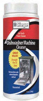 Siege Dishwasher Machine Cleaner