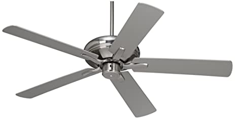 "52"" Casa Vieja Paseo ENERGY STAR Nickel Ceiling Fan Amazon"