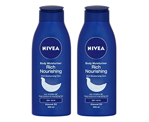 Rich Nourishing - Nivea Body Moisturizer Rich Nourishing 400