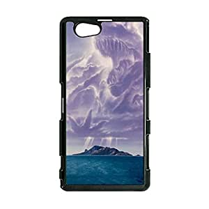 Fierce Jurassic Park Phone Case Sony Xperia Z1 Compact/Z1 mini Jurassic Park Protective