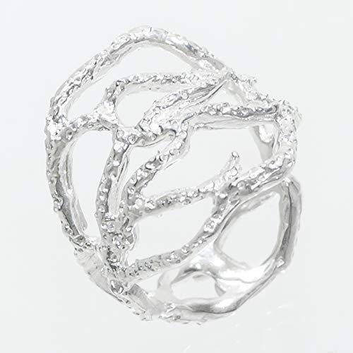 Vintage Natural Gemstone Rhodolite Garnet 925 Sterling Fine Silver Ring RVS225