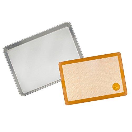 silicone baking pan set - 8