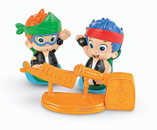 Fisher Price Bubble Guppies Rock Nonny