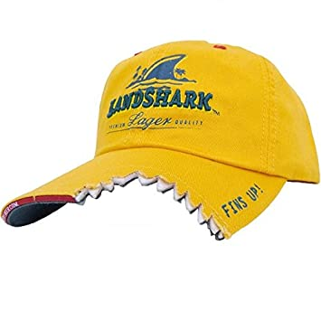 paul shark baseball cap and hat lager embroidered fin