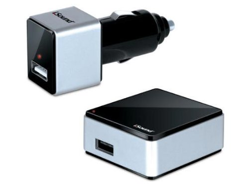 ISOUND Wall and Car Charger Pro for smartphones, tablets ...