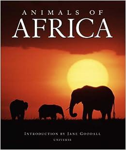 Book Animals of Africa