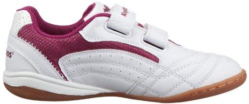 KangaROOS 10704 - Zapatillas de deporte infantiles Blanco
