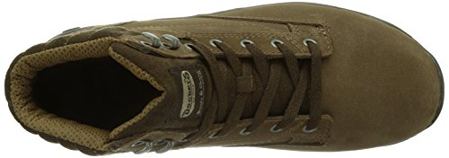 Dockers by Gerli 331515-003020 Herren Hohe Sneakers Braun (cafe  020)