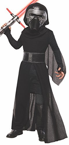 Rubie's Costume Star Wars Episode VII: The Force Awakens Deluxe Kylo Ren Child Costume, Small]()